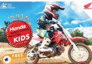 """""""เอ.พี.ฮอนด้า"""" พาน้องๆขับขี่ปลอดภัย ใน """"Honda Safety Riding Park Day KIDS"""""""