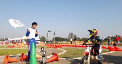 (คลิป) เอ.พี.ฮอนด้า จัด Honda Safety Riding Park Day For Kids Chiang Mai 2019