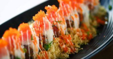 """ย้ำอีกครั้งกับความอร่อยใหม่ """"Maki Sushi"""" ที่ """"กู๊ดวิว วิลเลจ"""""""