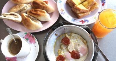"""""""ไข่กระทะ"""" เมนูยามเช้า ทำกินเองง่ายๆได้ที่บ้าน ได้ประโยชน์"""