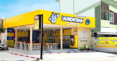 """""""ลอนดรี้บาร์"""" เปิดตัวร้านรูปแบบใหม่ พร้อมจับมือ 7-Eleven จัดแคมเปญใหญ่ ซักอบฟรี  วันนี้ – 31 ตุลาคม 2564"""